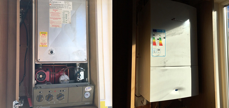 who fixes boilers?
